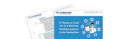 8 Things to Look for in a Medical Staffing Agency