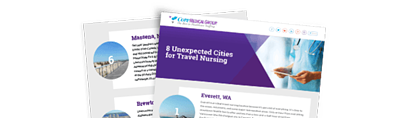 CMG_RC_Unexpected Cities Every Travel Nurse_CTA_LP_Paper_R1